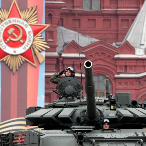 Slideshow: Victory Day Parades in Moscow's Red Square