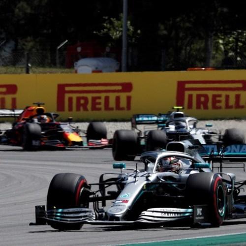 Lewis Hamilton claims third win of the season