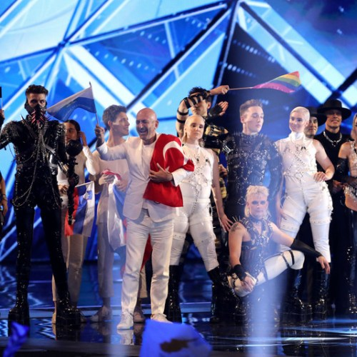 First 10 countries to qualify for the Eurovision Song Contest final are…
