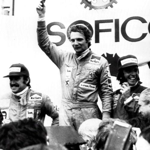 SlideShow: A Tribute to Niki Lauda