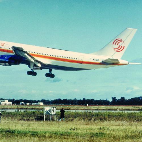 Airbus celebrates its 50th anniversary