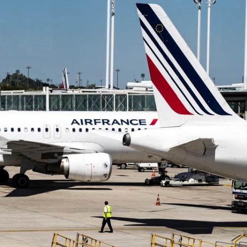 Air France to cut close to 500 jobs
