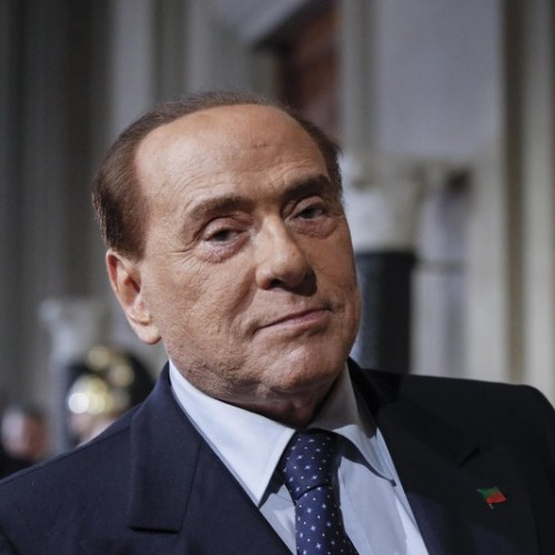 Italy's Berlusconi says Europe will like League decision to back Draghi govt