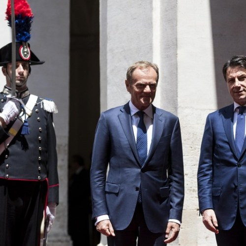 Italy wants greater role in upcoming nominations for top EU posts
