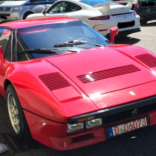 Photo Story: Classic Ferrari worth millions stolen on test drive