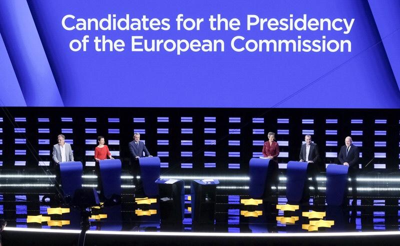 European Leaders election debate (Video)