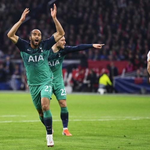 Tottenham beat Ajax to reach Champions League final