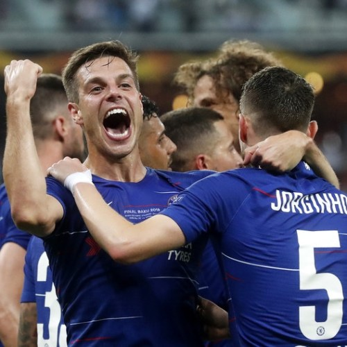Chelsea beats Arsenal 4 -1 to win UEFA Europa League