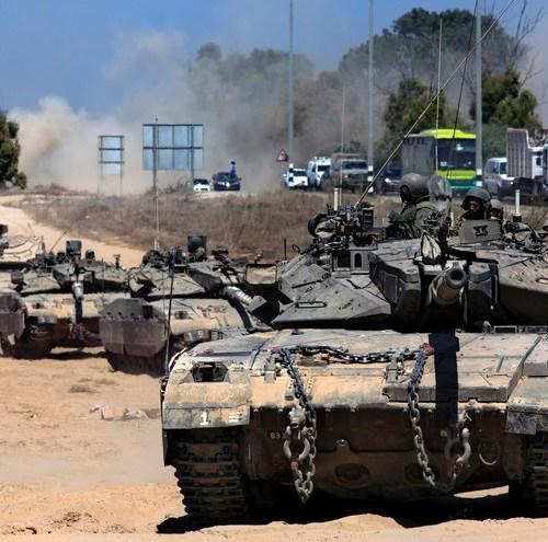 Reports that Israeli invasion of Gaza imminent