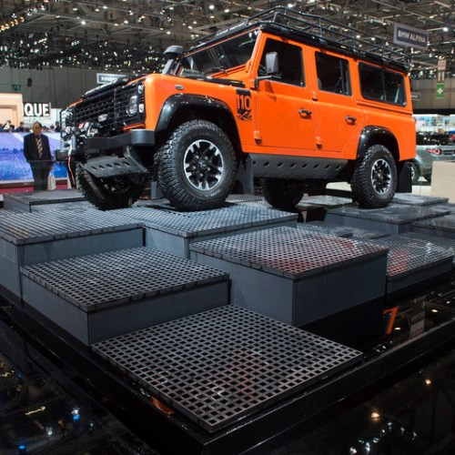 Land Rover Defender assembly to move from UK to Slovakia