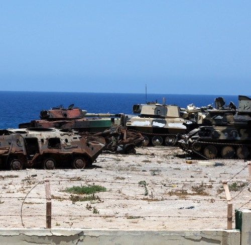 Civilian death toll mounts in Libya