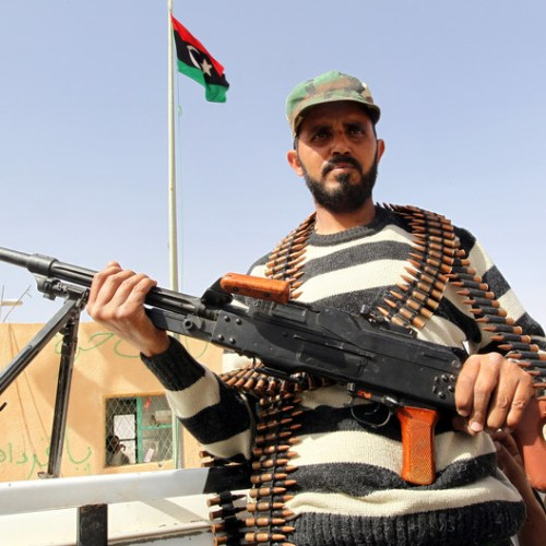 Tripoli government forces boosted by arrival of military hardware