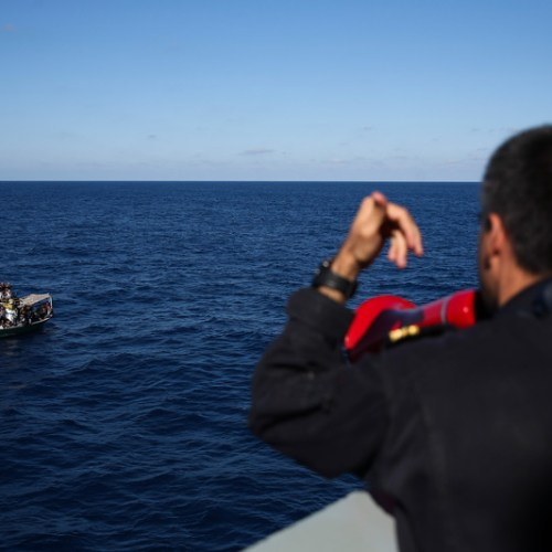Italy to start fining NGOs that rescue migrants at sea