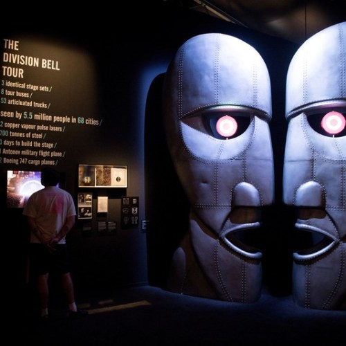 Slideshow: 'The Pink Floyd Exhibition: Their Mortal Remains'