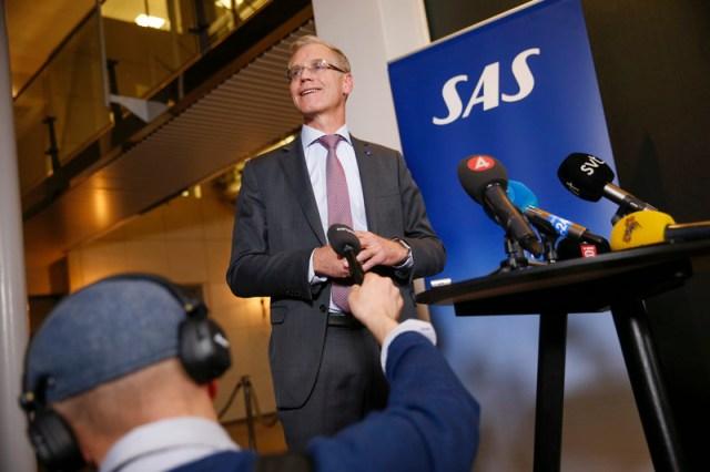SAS pilots strike end