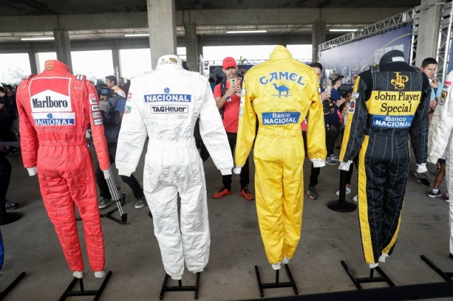 Tribute to Ayrton Senna on the 25th anniversary of his death