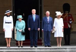 State visit of US President Donald J. Trump to United Kingdom