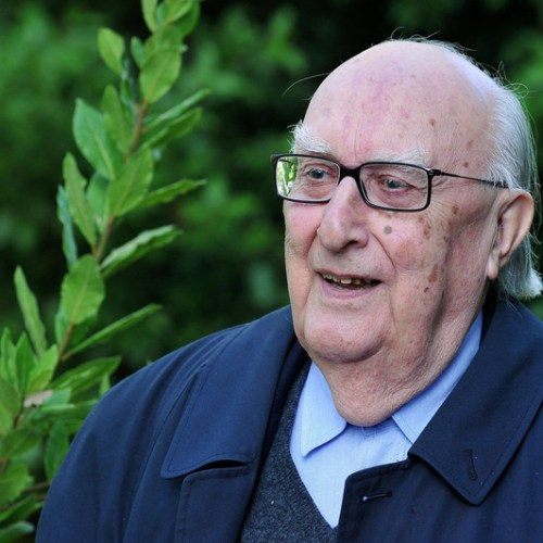 Italian writer Andrea Camilleri hospitalised after suffering from a heart attack