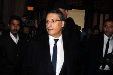 Algerian court detains Tunisian ex-presidential candidate Karoui