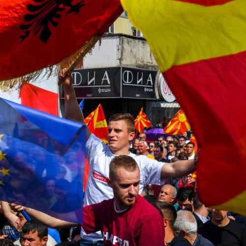 Dim hopes for North Macedonia and Albania EU membership bid