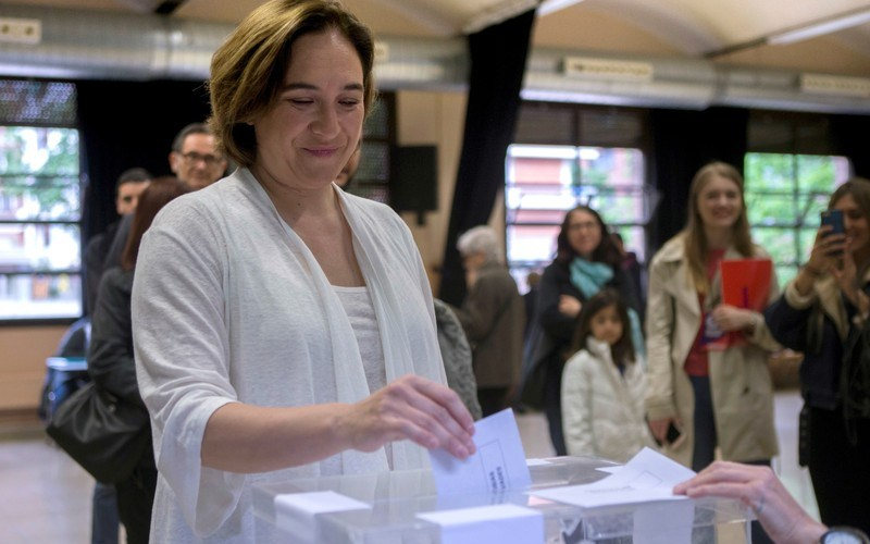 Eyes on Barcelona as it votes to elect mayor