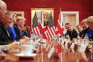 State visit of US President Donald J. Trump to United Kingdom