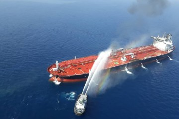 'There is no justification' for attack on tanker -Blinken