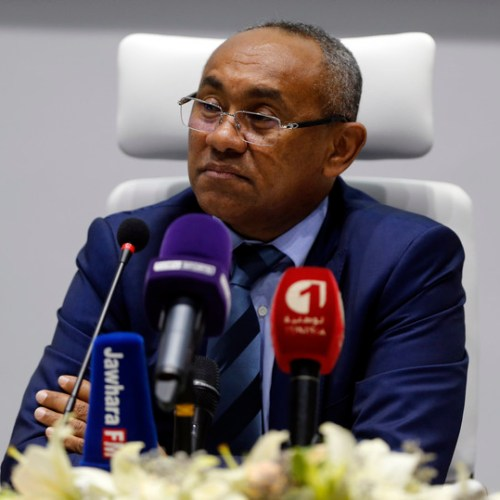 Confederation of African Football President Ahmad Ahmad questioned by French authorities