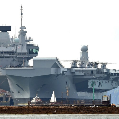 Britain to permanently deploy two warships in Asian waters