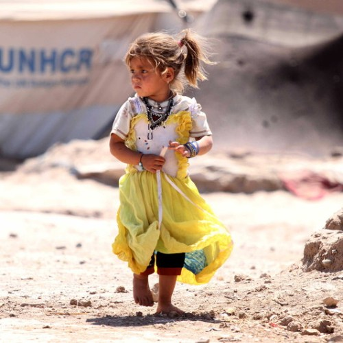 More than 70 million displaced people worldwide, says UNHCR