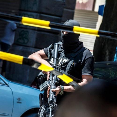 Photo Story: The twin suicide attacks in Tunisia