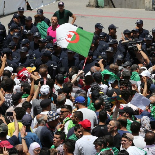 Wave of arrests in Algeria amid tightened security