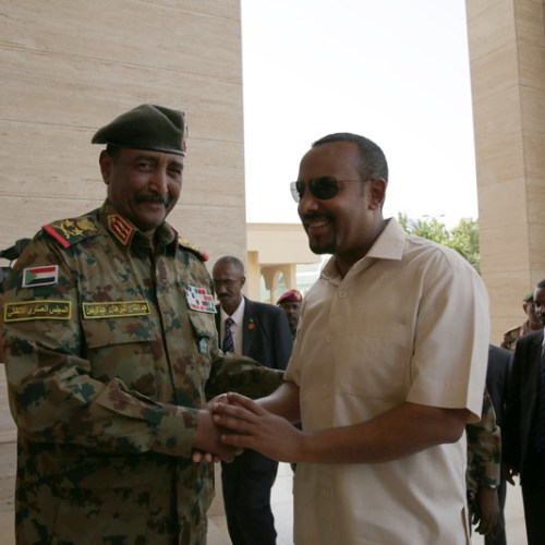 Ethiopian leader Abiy arrives in Sudan in mediation bid