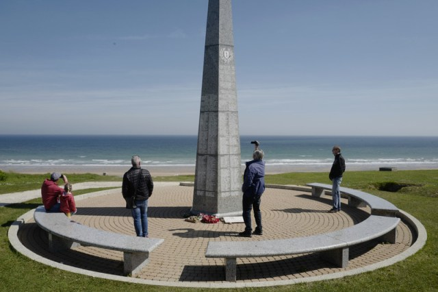 Preparations to commemorate 75th anniversary of D-Day