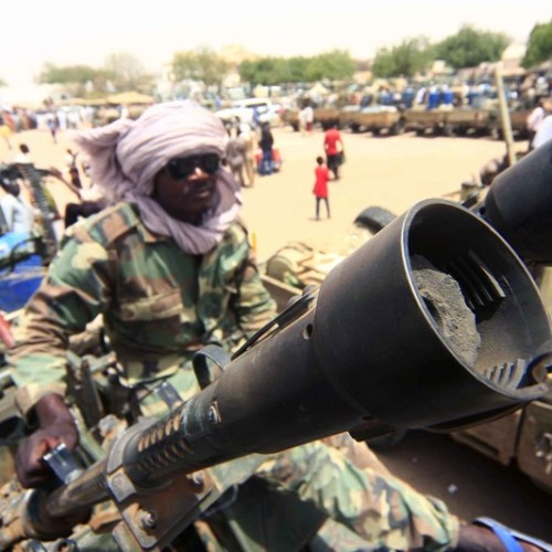 'Wanton destruction' in Sudan's Darfur region, 'blatant violation of international law