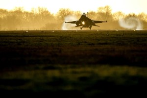 Royal Dutch Air Force returns from Middle East mission