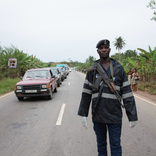 Two Canadian aid workers kidnapped in Ghana