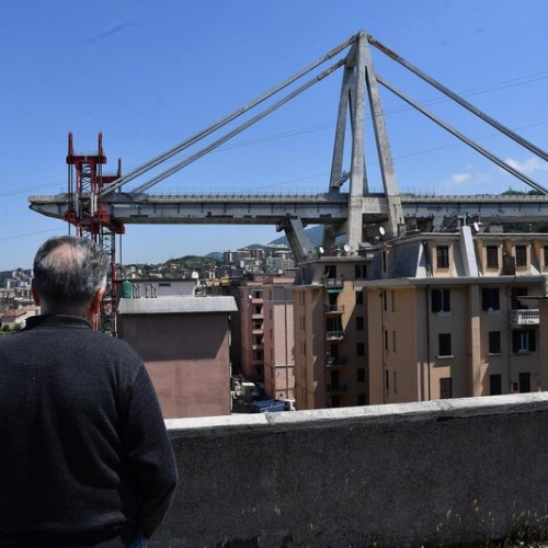Italy prosecutors seek trial for former Atlantia execs over bridge collapse
