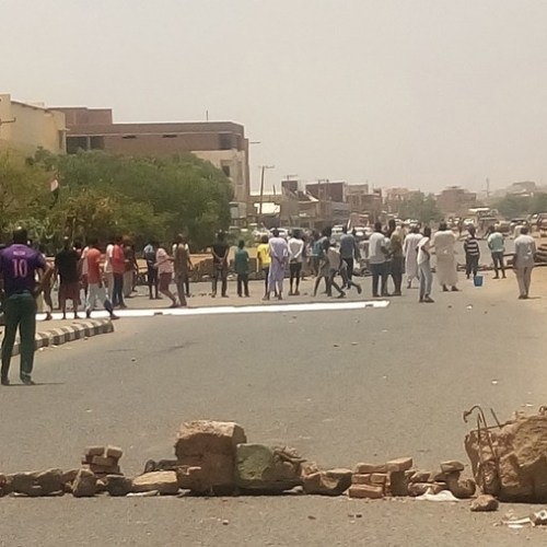 What happened in Sudan this week, needs to be noticed
