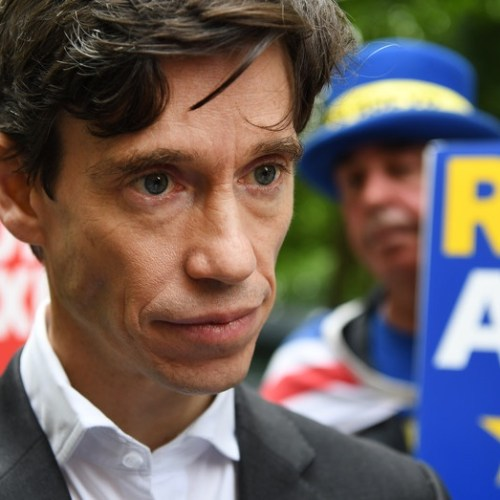Rory Stewart eliminated from Tories' leadership race