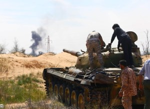 Several killed on both sides as rival Libyan militias clash
