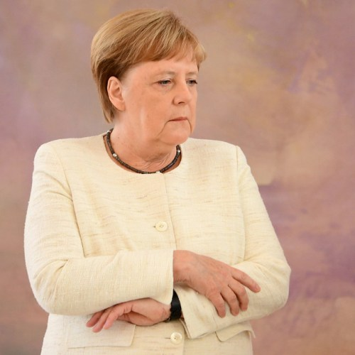I have nothing special to report on my health – Merkel