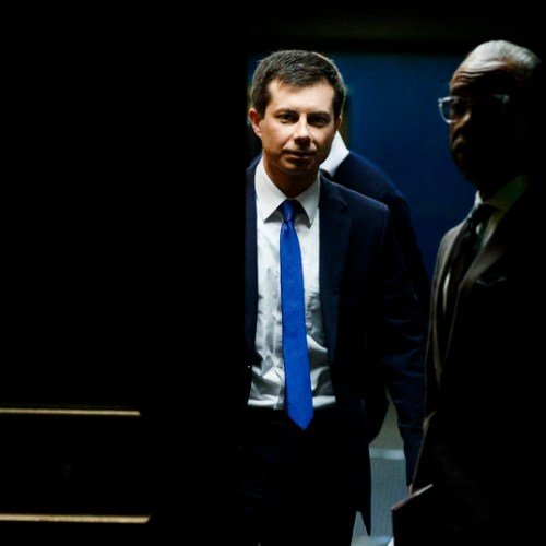 Pete Buttigieg under scrutiny for his handling of a police shooting in his hometown