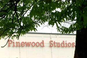 BRITAIN - PINEWOOD-STUDIOS
