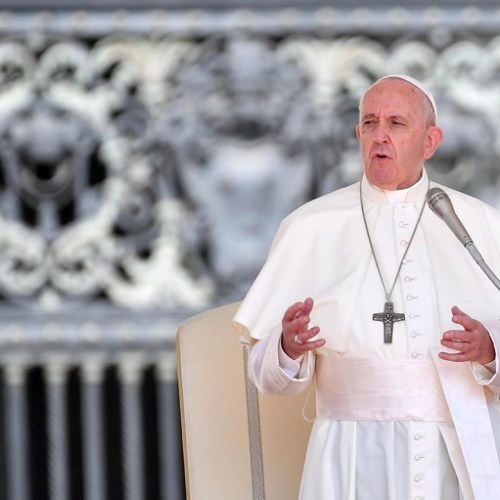 Pope Francis approves big changes to 'Our Father' and 'Gloria'