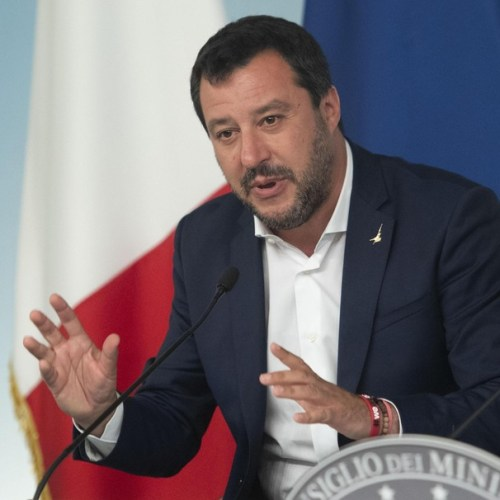 PD to put forward no confidence motion in Salvini