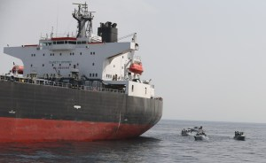 Ships sabotaged near UAE territorial waters