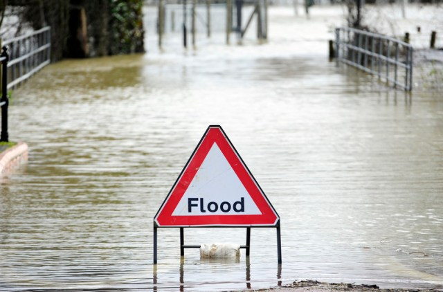 Floods continue in the UK