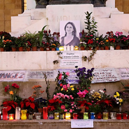Conditional Presidential pardon recommended for man claiming to be 'middleman' in Daphne Caruana Galizia's assassination