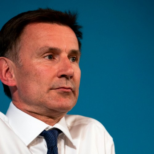 Jeremy Hunt claims that Merkel assured him, she will look at his plan to strike new Brexit deal if he becomes PM